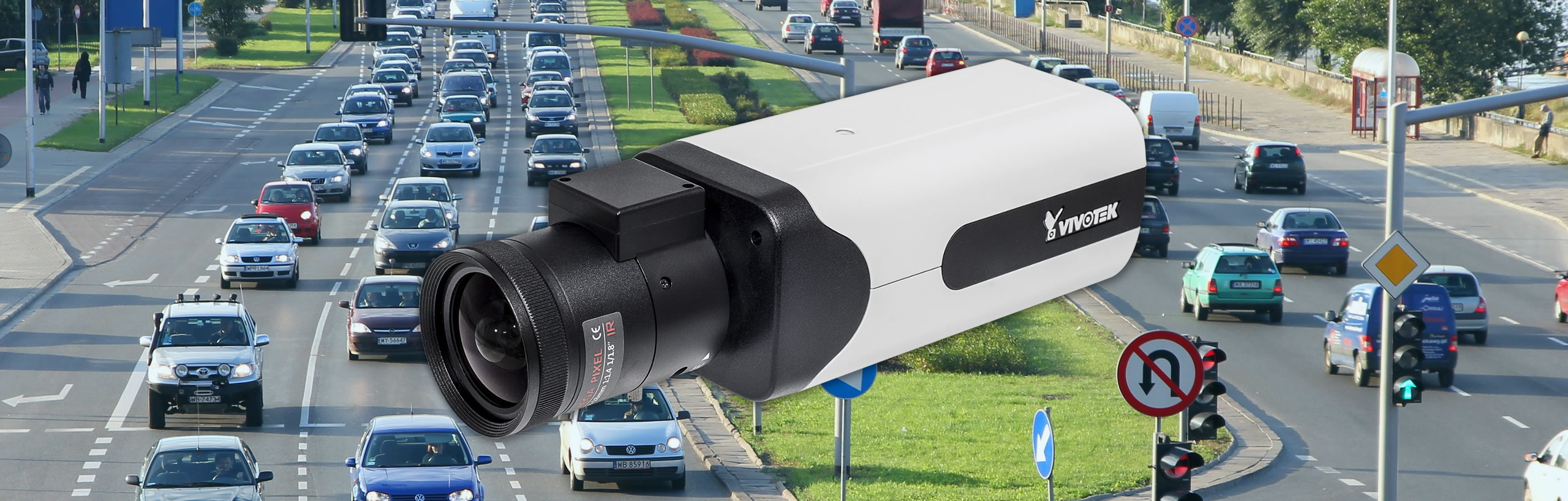 VIVOTEK Launches Professional Box Network Camera IP816A-HP, Ideal for Traffic Monitoring