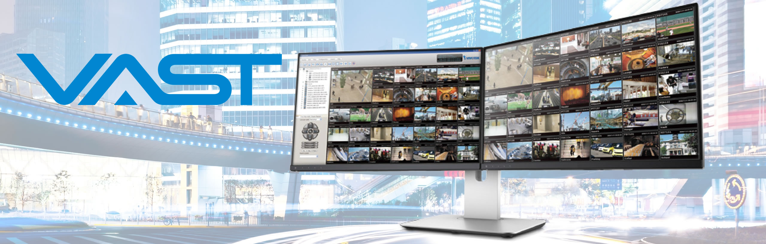 VIVOTEK Upgrades Its Central Management Software VAST to Version 1.10