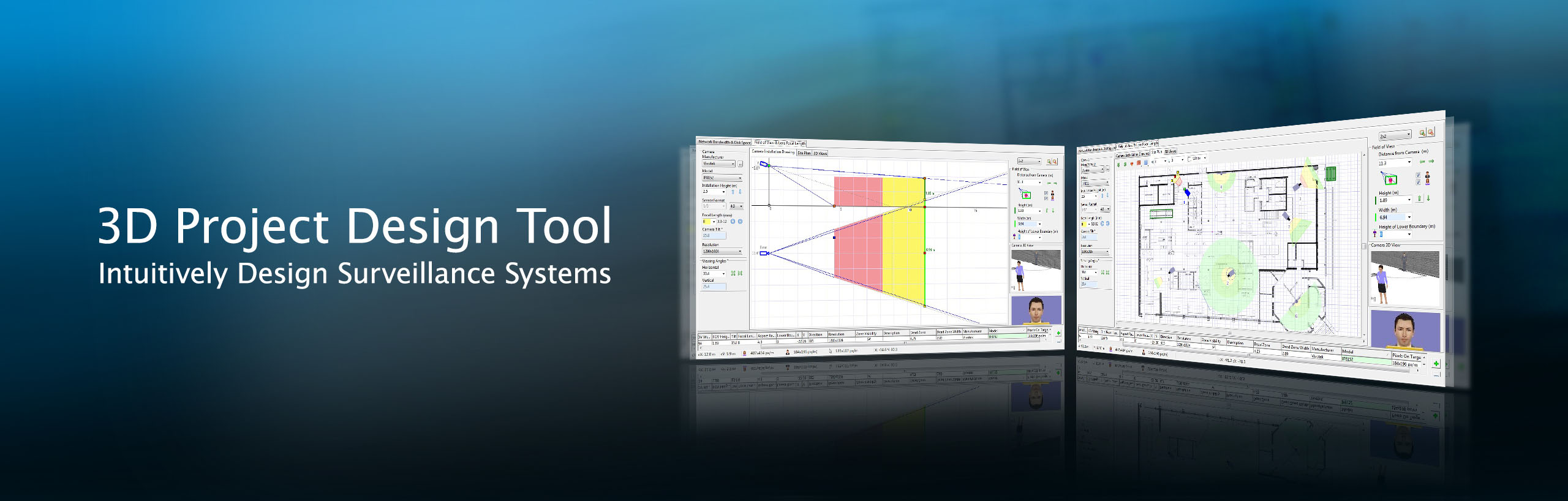 VIVOTEK Introduces 3D Project Design Tool for Surveillance System Designers