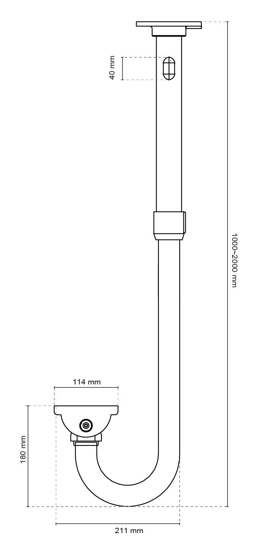 AM-11F Dimensions
