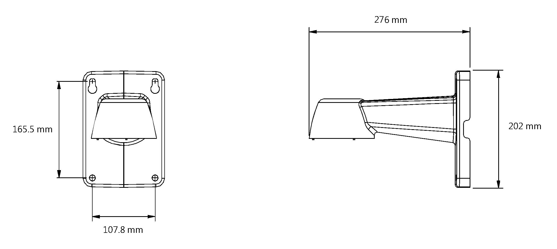 AM-21C Dimensions