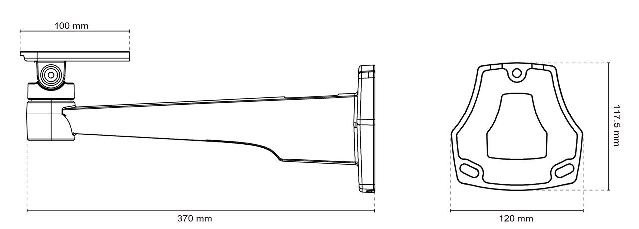 AM-21D Dimensions