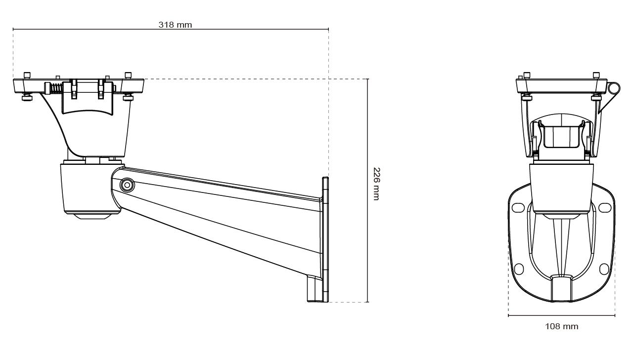AM-21E Dimensions