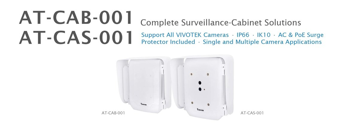 AT-CAB-001, AT-CAS-001, Complete Surveillance-Cabinet Solutions