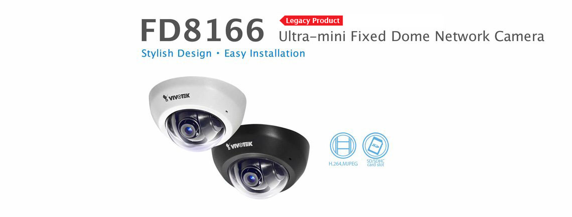 Fd8166 vivotek ultra mini fixed dome network camera stylish fd8166 vivotek ultra mini fixed dome network camera stylish design easy installation publicscrutiny Images